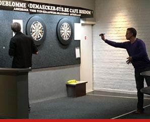 Darts Kingsclub Brugge